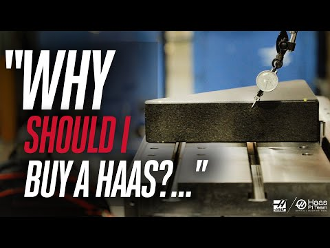 Why Should I Buy a Haas?
