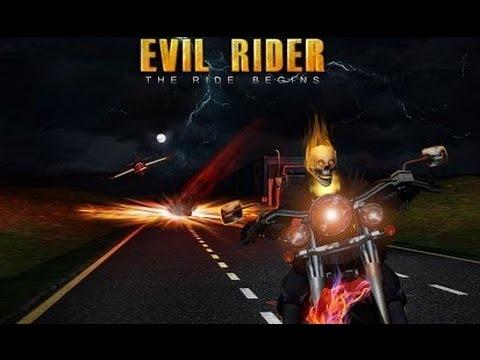 Vidéo Evil Rider