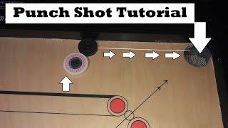 Carrom Punch Shot Tutorial | Strike & Pocket |