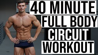 Ultimate Full Body Circuit Workout | EXTREME Calorie Burn