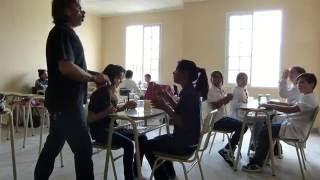 Taller de música del profe Pepe Díaz  Esc Bolivia  nov  2013