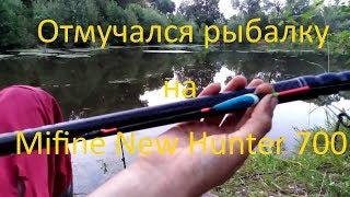 Удилище mifine new hunter carbon