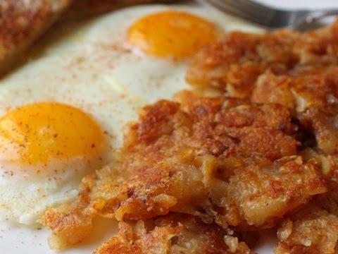Hash Browns – Hash Browned Potato Recipe – Classic Breakfast Potatoes