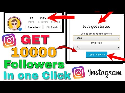 Instagram Followers Free 10000 - Athenariverside net