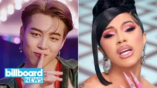 From BTS to Cardi B, Vote For Who Should Perform at the 2020 Billboard Music Awards | Billboard News