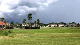 Hurricane Irma - 08/09/2017 12:35pm Florida, Kissimmee Current Weather