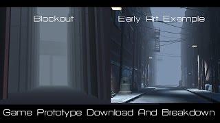 Blender Game Prototype Download and Breakdown!