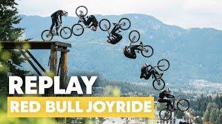 REPLAY   Red Bull Joyride from Crankworx Whistler 2019