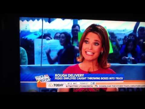 Molly, Beth, and Katie on the Today Show!