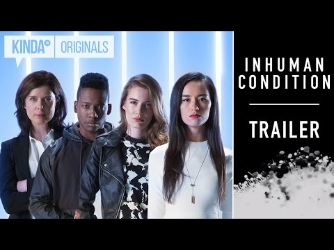 Inhuman Condition – nový seriál na VideaČesky - Inhuman Condition