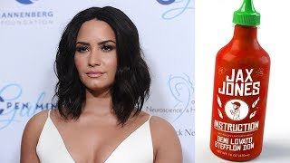 Demi Lovato Gives 'Instruction' On Being BOSS In Fiery NEW Jax Jones Collab