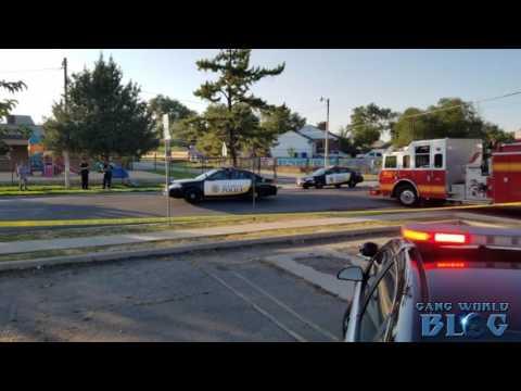 16 Year Old Wounded In Suspected Glendale Gang Shooting (Utah)