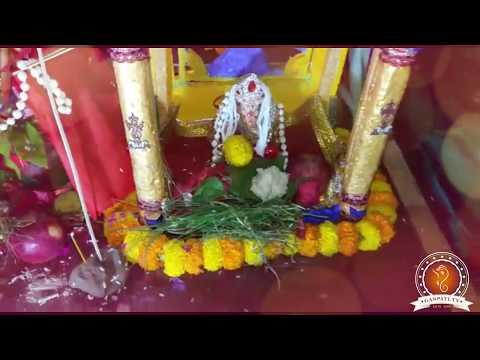 Baijnath Bajpai Home Ganpati Decoration Video