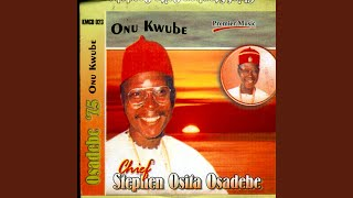 Osita Osadebe Dj Mixtape (Highlife Dj Mix) - YouTube
