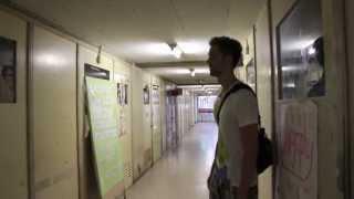 Японское студенческое общежитие. Клубы по интересам.