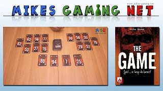 The Game   Verlag: Nürnberger Spielkarten Verlag