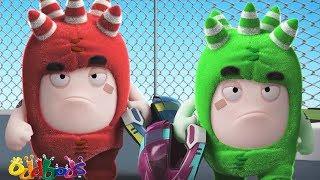 Oddbods Full Episode - Oddbods Full Movie   Racer   Funny Cartoons For Kids