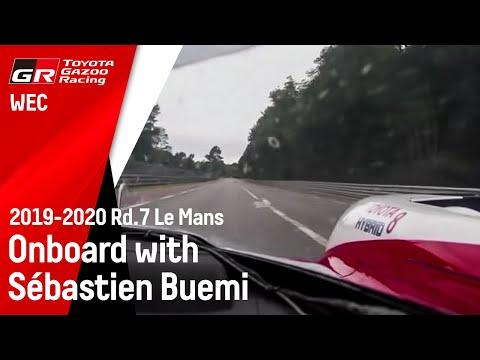 セバスチャン・ブエミのオンボード映像でみる2020年のル・マン24時間。24時間で戦われる耐久レース。ドライバーが24時間走り続ける走行の様子がオンボードで見て知ることができる動画