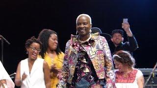 Angelique Kidjo, Tumba, Summerstage, NYC 9-27-18