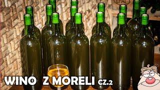 Wino z Moreli  cz.2 + wino cytrynowe z anyżem