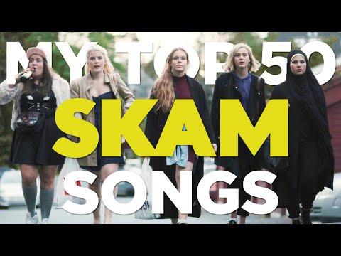 My Top 50 Skam Songs