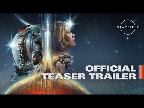 صورة الفيديو التشويقي للعبة Starfield يتجاوز 7 مليون مشاهدة على اليوتيوب