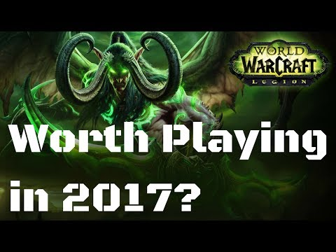 World of Warcraft - Is it Worth Playing in 2017? - 5 Questions from New Players