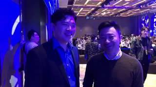Live: BIGGEST blockchain event in Sought Korea