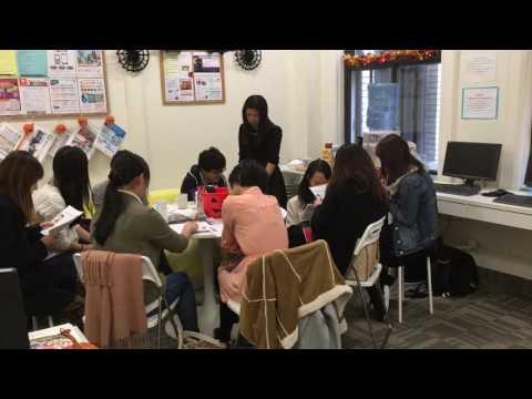 2016年10月13日 フランス語初級クラス★モントリオール