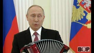 Обращение Владимира Путина к россиянам по итогам президентских выборов