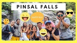 PINSAL FALLS!!! San Nicolas, Pangasinan