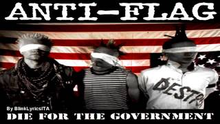 Anti Flag   Police State in the USA