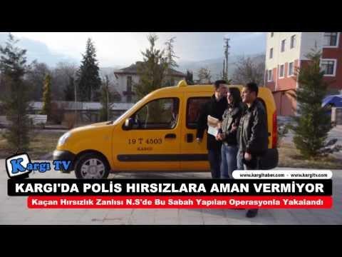Kargı Haber - Kargı'da Polis Hırsızlara Aman Vermiyor www.kargihaber.com