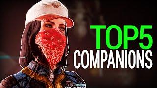 Fallout 4: Top 5 Amazing Companions