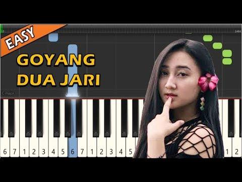 , title : 'Sandrina - Goyang Dua Jari (Piano Tutorial ~ Easy & Simple)'