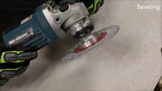 Montolit STL125 Grinding & Cutting Wheel From Contractors Direct