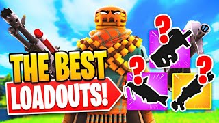 *BEST* Weapon Loadouts *YOU* SHOULD Be USING in Fortnite Chapter 2 Season 5!
