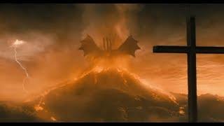 """Beautiful!"" Godzilla KOTM new TV spot - reaction"