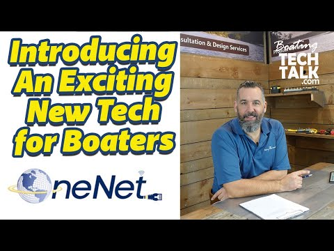 Connecting Your Marine Electronic Devices Is About to Get Easier With NMEA OneNet