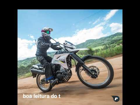 Nova Yamaha XTZ 250 Lander 2019