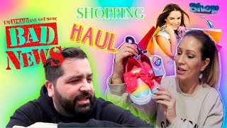 BAD LUCK IS OUR MIDDLE NAME | THE DREADED SHOPPING HAUL!