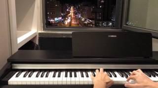Koray Avcı Gittin Gideli Piyano