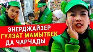 """""""Подходи, народ, свой огород"""": Гүлзат Мамытбек балдары менен чарчаганча иштеди"""