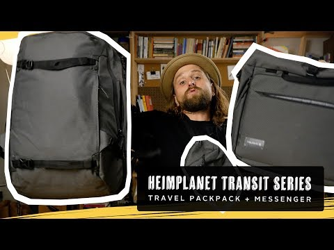 Heimplanet Transit Travel Pack