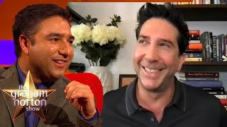 Why David Schwimmer & Nick Mohammed Got Questioned By The NSA | The Graham Norton Show