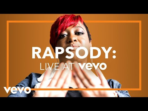 Rapsody - You Should Know (Live at Vevo)