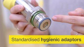 Hoe kunnen sensoren worden geïntegreerd in hygiënische processen?