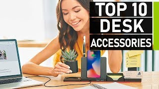 Top 10 Best Desk Accessories & Gadgets You Should Have
