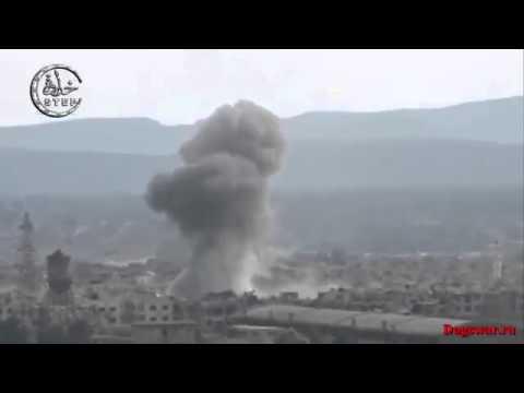Сирия!!!  Авиа удар по боевикам