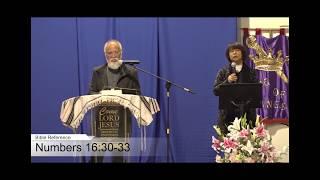 12 Oct 2019 Ps Jose Roco at Mahanaim Life Ministry Message on Hell